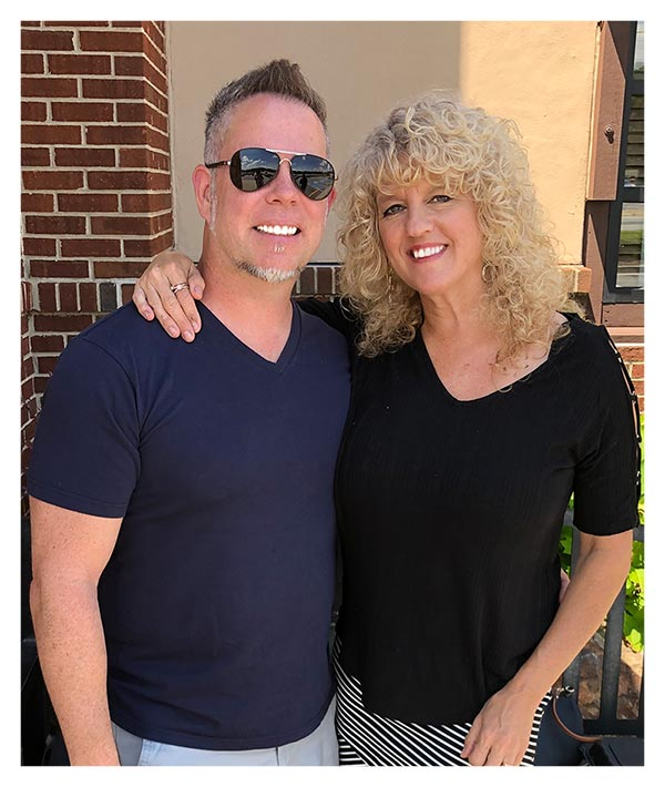 Shane and Pamela